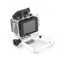AT 30R Sports DV VR Camera 2.0 inch LCD Screen Mini Camcorders Ultra HD Panorama For Android IOS Waterproof CMOS Recorder Camera