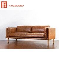 2017 Nuevo diseño de muebles de sala nuevo modelo sofá de cuero sección establece fotos