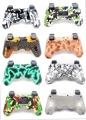 8  kinds of styles of Bluetooth wireless game controller for Sony PlayStation3 PS3 SIXAXIS joystick handle vibration CONTROLE