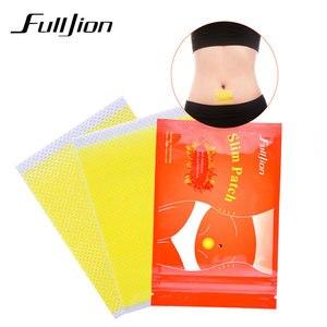 Image 5 - Fulljion スリムパッチ胃脂肪燃焼へそスティック失う重量ファットアンチセルライト腹部 Parches フェイスリフトツール