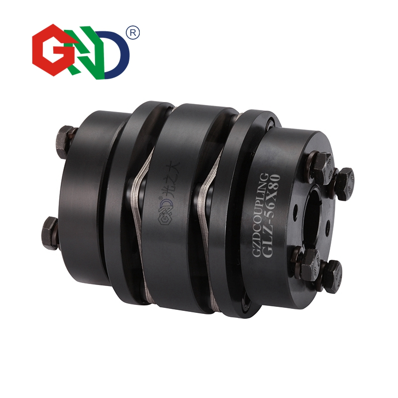 couples GLZ 45# double diaphragm expansion sleeve series shaft coupling couple accessories аксессуар из серебра ювелирное изделие 34 53676