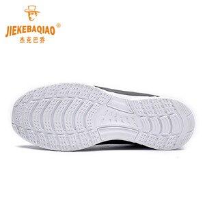 Image 5 - Botas de marca zapatos de trabajo para hombre, zapatos de seguridad informales, zapatos de punta de acero de malla ligera, Industrial, antideslizante y transpirable