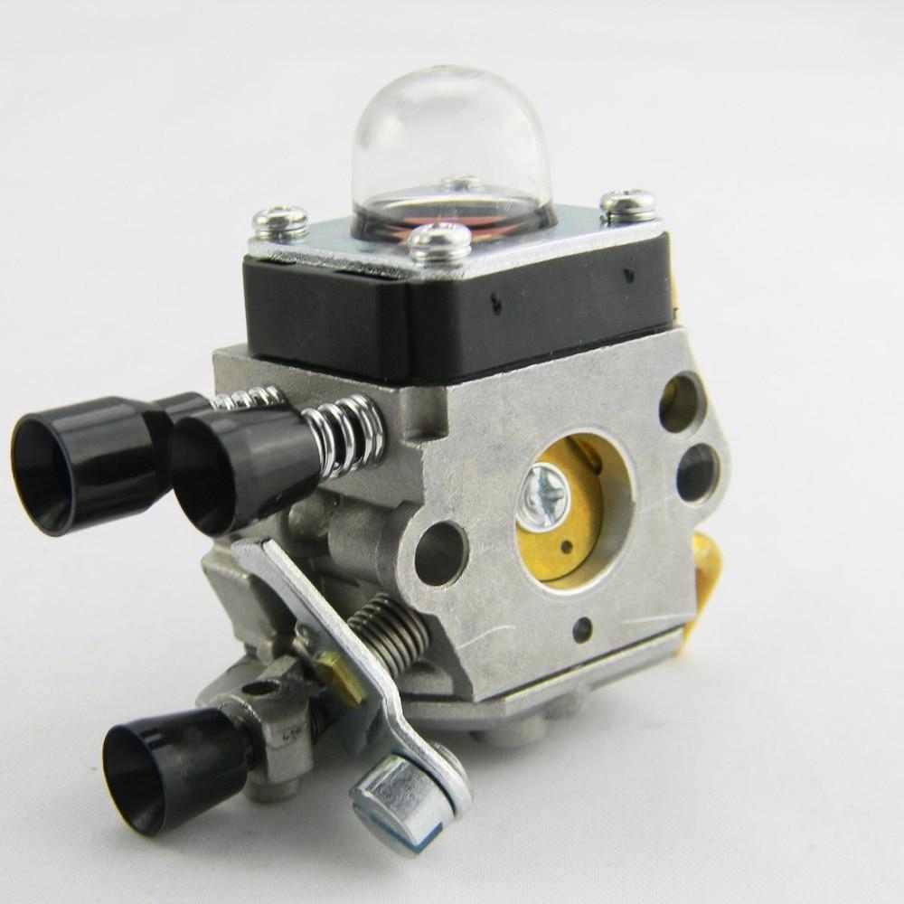 2pcs Replace Zama Carburetor for STIHL FS55 FC55 FS45 C1Q-S71 C1Q-S97 A C1Q-S143 C1Q-S153 C1Q-S186 C1Q-S186 A CIQ 8Z281 carburetor carburador gasket for stihl fs38 fs45 fs46 fs55 fc55 fs74 fs75 fs76 fs80 km55 km80 km85 carb zama c1q s143 c1q s153