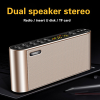 Mini Wireless Portable Bluetooth Stereo Subwoofer Car Metal Outdoor Mobile Phone Music Sound System 3D Bluetooth ForJBL Speakers