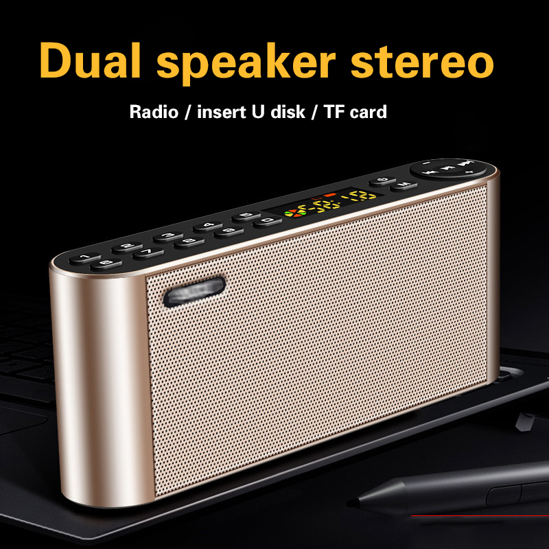 Mini Wireless Portable Bluetooth Stereo Subwoofer Car Metal Outdoor Mobile Phone Music Sound System 3D Bluetooth ForJBL Speakers getihu portable mini bluetooth speakers wireless hands free led speaker tf usb fm sound music for iphone x samsung mobile phone