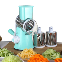 ONEUP Vegetable Cutter Slicer Manual Multifunctional Kitchen Accessories rotating grater shred slicer Potato Kitchen Gadgets