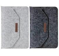 Felt Cloth Sleeve Case Cover For ALLDOCUBE Cube Power M3 Mix Plus U83 Iplay10 Knote Tablet