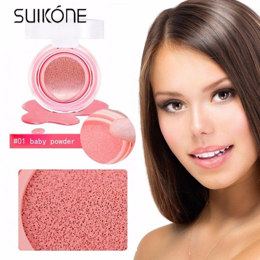 Naqier Cheek Air Cushion Blush Bronzer Makeup Mineralize Blusher Peach Pink 02 Bioaqua On Flawless Sleek Cosmetics Soft Powder Make Up Nude Maquiagem In From Beauty Health