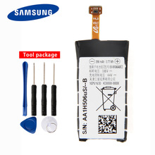 Original Samsung High Quality EB-BR360ABE Battery For Gear Fit2 Fit 2 R360 SM-R360 Genuine 200mAh