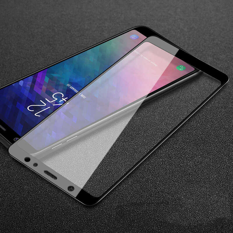 3D Full Cover Tempered Glass For Samsung Galaxy J4 J6 Duos A6 A8 Plus J8 2018 J3 J5 J7 2017 A5 Screen Protector Film Protective