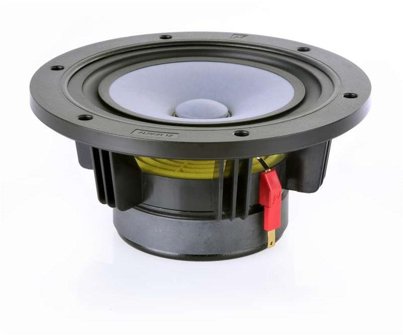H-023 Full range speaker original UK MarkAudio unit HIFI ALpair12P 8 inch 8 ohm 30-50W deep sound shocking bass h 004 queenway f6 floor standing full range speaker 1 way 1 unit hifi 6 5 inch vacuum tube amplifier 95db 8 ohms speaker
