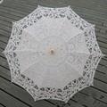 Fashion Embroidery Lace Wedding Umbrella Parapluie Ombrelle Dentelle  Wedding Mariage