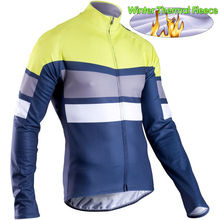 Pro Winter Thermal Fleece Cycling Long Sleeve Jersey MTB Bicycle Clothing Maillot Ropa Ciclismo Herbalife Clothing Bike Clothes цена