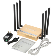 300Mbps Wireless Long Range Wi-Fi Gigabit Router High Power 6 *5dBi External Antennas Support 802.11b/g/n for Home Office Hotel