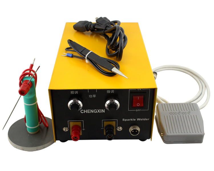 Professional 30A 220V Pulse Sparkle Spot Welder Gold Silver Platinum Jewelry Welding Machine цена и фото