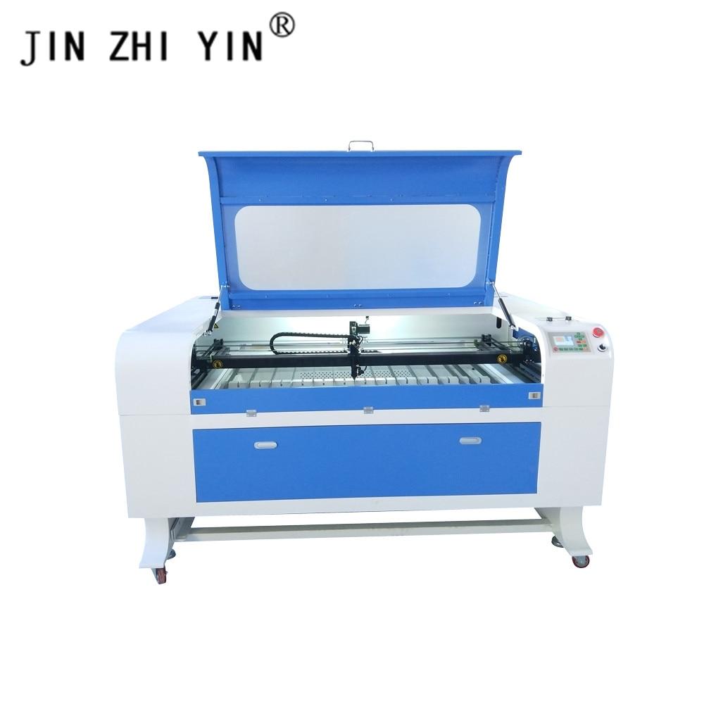 1390 Laser Engraving Cutting Machine 100w Reci W2 With Ruida 6332m Controller Laser Pipe Cutting Machine