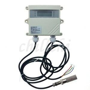 Image 1 - Waterdicht, hoge temperatuur en vochtigheid sensoren, zenders, industriële grade agrarische outdoor kas, wandmontage
