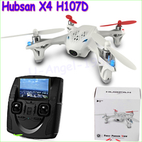 1pcs Hubsan X4 H107D FPV RC Quadcopter Camera LCD Transmitter Drone Live Video Audio Streaming Recording
