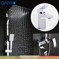 GAPPO смеситель для ванны смеситель для душа хромированный Водопад смесители для ванной комнаты
