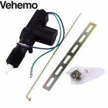 OEM 2 провода центральные замки Блокировка 12V DC двигатель автоматический электромагнитный привод Автомобильная Безопасность Автомобильная сигнализация