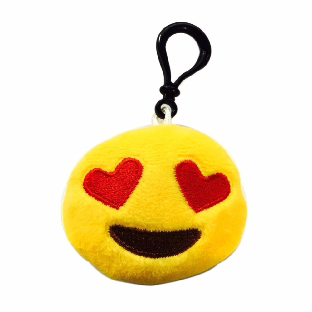 Buy 6 Pcs Emoji Key Chains Motorcycle Bicycle Car