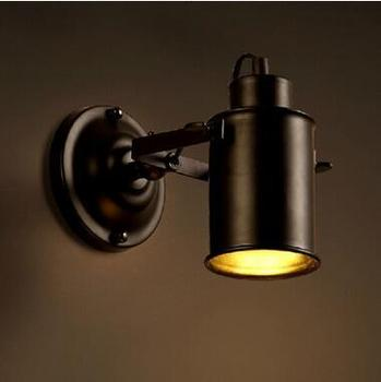 The industrial corridor wall lamp Vintage  for Bar Cafe wholesale
