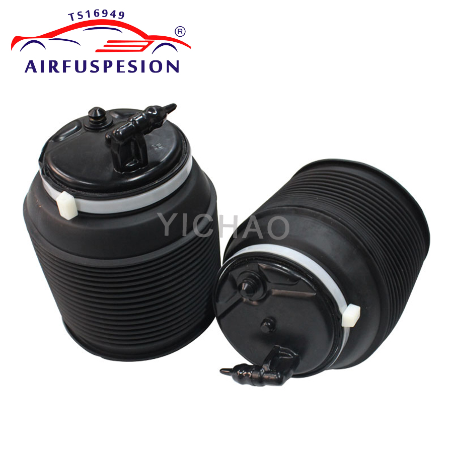 Pair Rear Air Spring Bag for Lexus GX470 for Toyota Land Cruiser Prado 120 Air Suspension