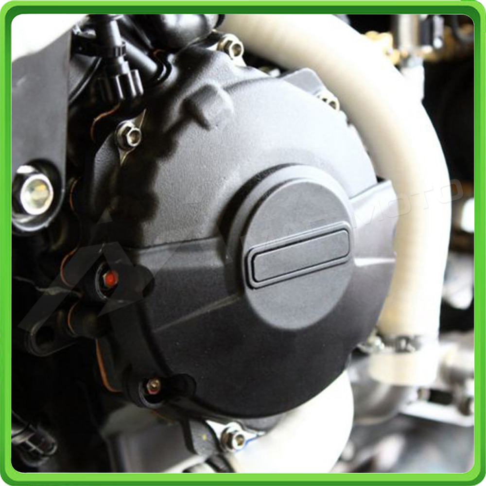 Motorcycle Engine Case Cover Slider / Protector Set for Honda CBR 600 RR CBR600RR 2007 2008 2009 2010 2011 2012 13 14 2015 2016 for honda cbr600rr 2007 2008 2009 2010 2011 2012 motorbike seat cover cbr 600 rr motorcycle red fairing rear sear cowl cover