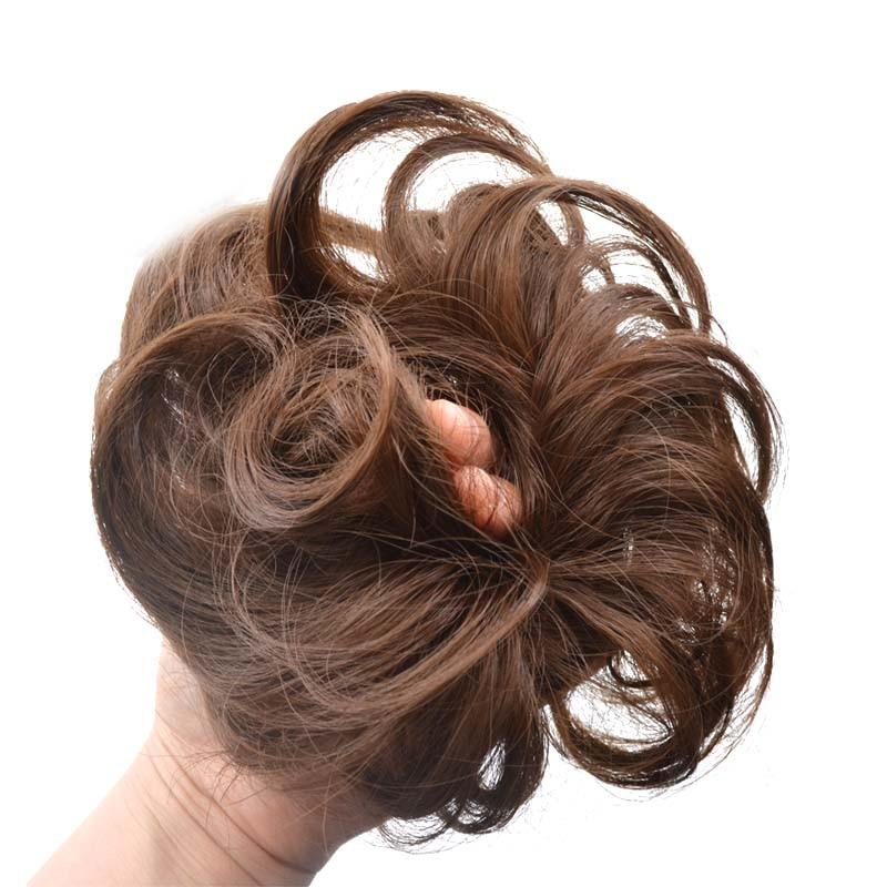 jeedou Синтетические волосы Chignon Donut Black - Синтетические волосы - Фотография 3