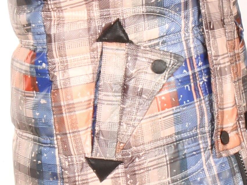 Duck down jaket for boys DJ5A016-D5