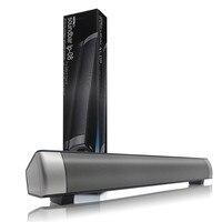 Enhanced TV Remote Control Soundbar BT Speaker Caixa De Som LP 08 Soundbar Card Plugging Speaker