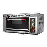 New Digital Temperature Control Baking Oven Commercial Oven Cake Bread Pizza Oven Large Electric Oven 30L 220V 3200W 1pc