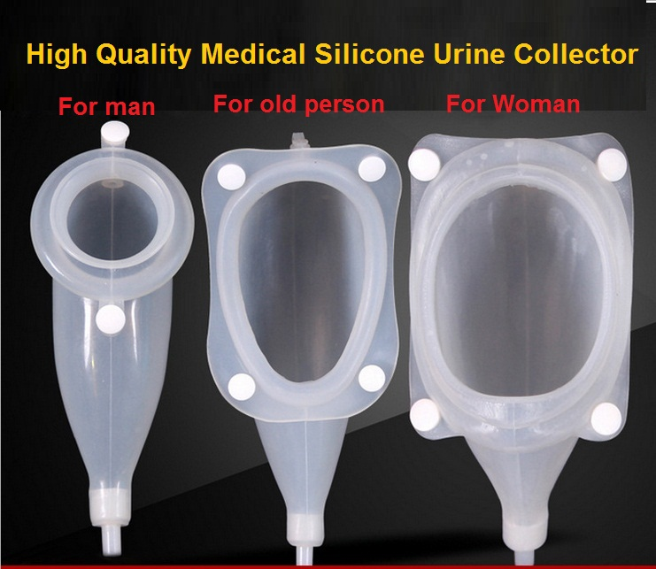 Free Shipping Femalemale Urine Bag Urine Collection Set -1312