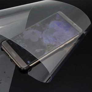 Image 3 - Ulepszony 10 CM * 4 M samochodów naklejki na drzwi naklejki na drzwi lakier folia ochronna grube Anti Scratch przezroczyste samochodzie pokrywa akcesoria samochodowe