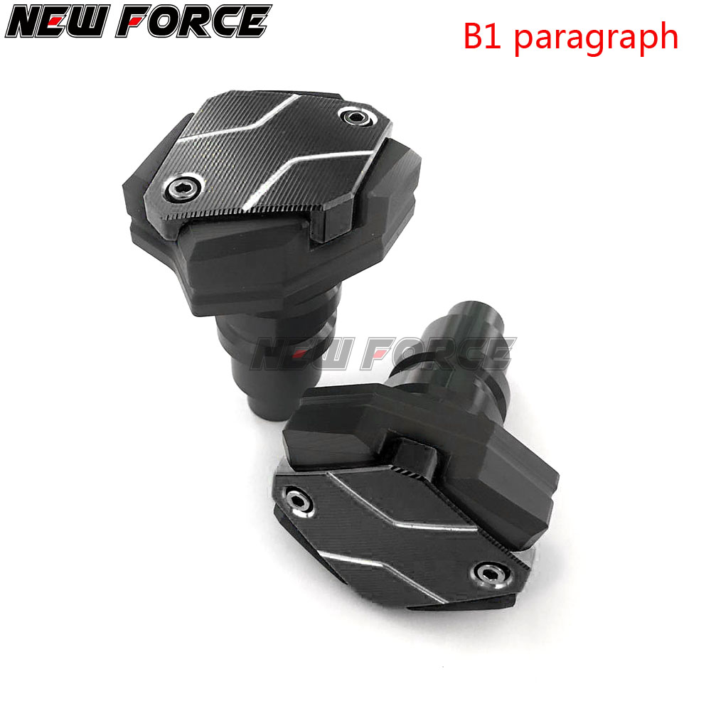 For DUCATI DIAVEL /CARBON 1199 1098 899 1299 Falling Protection Frame Slider Fairing Guard Crash Pad Protector