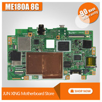 Original Mainboard For Asus MeMO Pad 8 ME180A 8G ME180 Tablet Computer PC Motherboard 100 Test