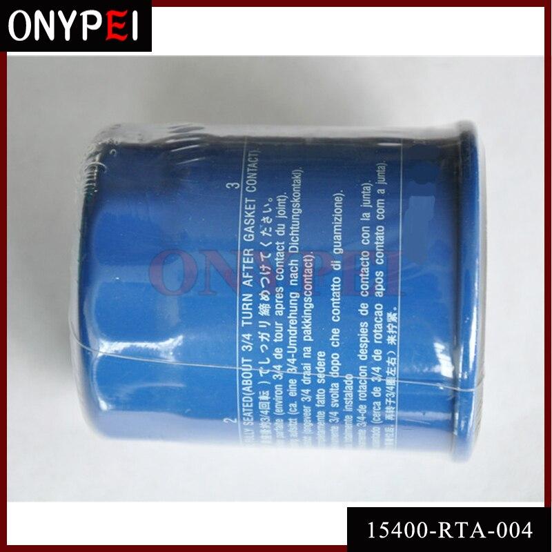 New Oil Filter 15400 RTA 004 For Honda Accord Civic CR V