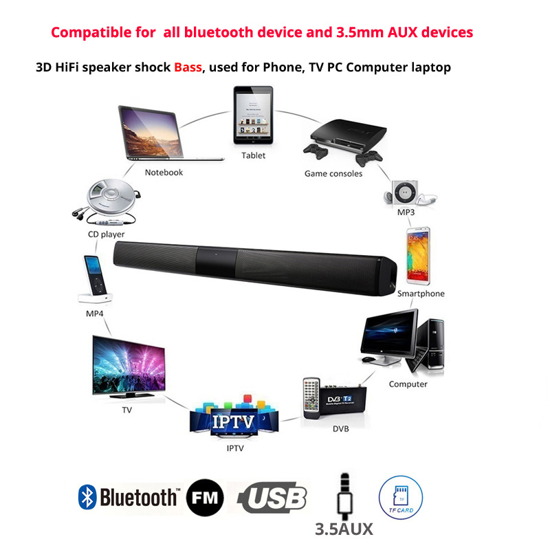 20W-TV-Soundbar-Bluetooth-speaker-FM-Radio-home-theater-system-portable-wireless-subwoofer-bass-MP3-Music (2)