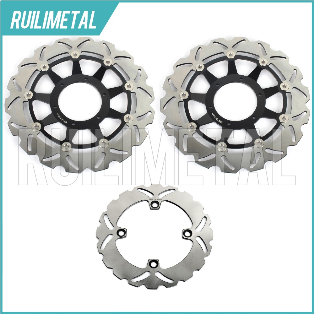 New Full Set Front Rear Brake Discs Rotors for Honda CBR 1000 RR Fireblade 08-15 CBR1000RR 2009 2010 2011 2012 2013 2014 2015 car rear trunk security shield shade cargo cover for hyundai tucson 2006 2007 2008 2009 2010 2011 2012 2013 2014 black beige