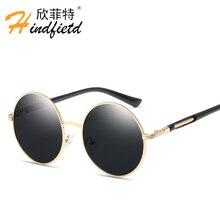 купить Fashion Mens Brand Designer Sun Glasses for man Retro Male Eyewear Vintage polarized Sunglasses women Oculos masculino Lunettes по цене 406.55 рублей