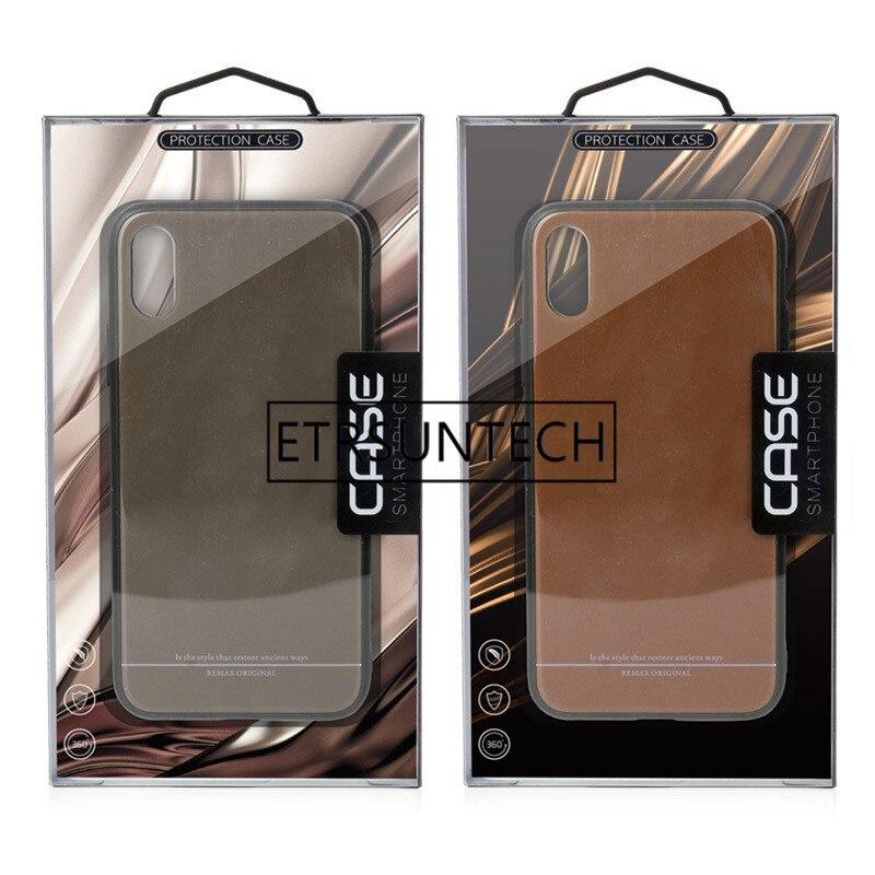 400 pcs/lot 20 Style universel téléphone portable PVC paquet boîte emballage boîte pour téléphone portable coque iphone X 7 6 8 plus étui-in Sacs-cadeaux et emballages from Maison & Animalerie    1