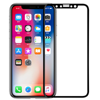 Nillkin For IPhone X Screen Protector Soft Edge Amazing AP Pro Film For IPhoneX Tempered Glass
