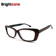 2017 New Arrival Factorydirect Selling Women Cat Eye Glasses Acetate Eyeglass Frames Female Women Eye Glass Frames