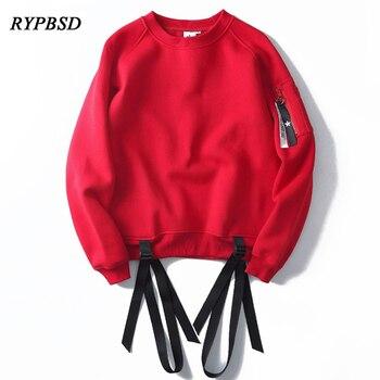 Большие размеры, толстовка с капюшоном, Мужская плюс бархатная уличная одежда, хип-хоп пуловер, мужские толстовки, хип-хоп толстовка, Мужска... >> QIQIRYPBSD Store