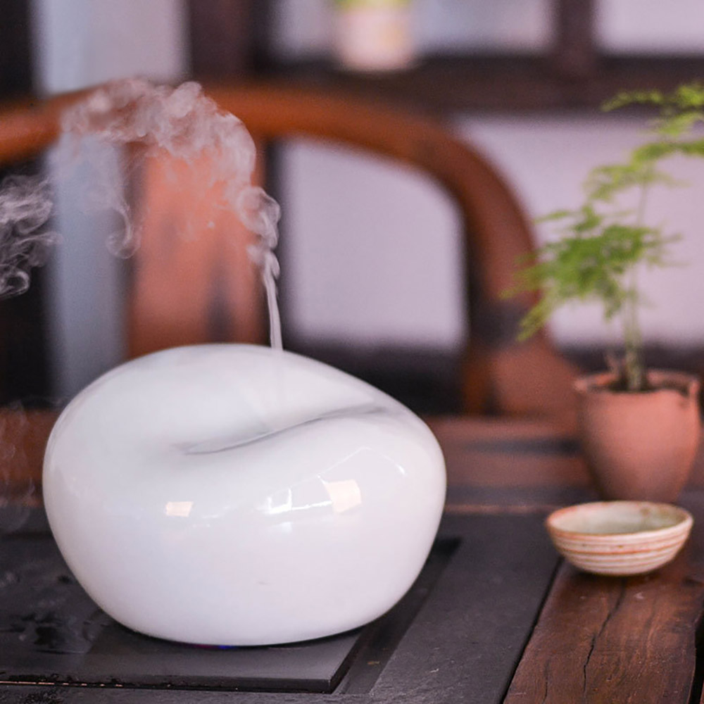 Wooden Aroma Diffuser Ultrasonic Air Humidifier Aromatherapy Essential Oil Diffuser Home Office Mist Maker Fogger Humidifiers