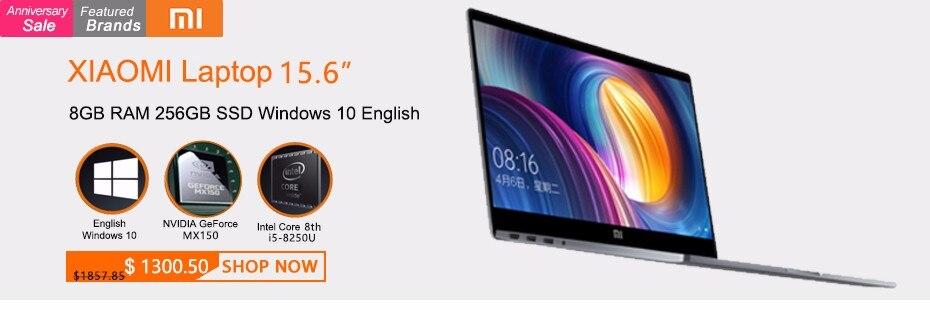 01  Xiaomi Mi Laptop computer Air Professional 15.6 Inch Pocket book Intel Core Quad CPU NVIDIA 16GB 256GB SSD GDDR5 Fingerprint Unlock Home windows 10 HTB1yEBRcznD8KJjSspbq6zbEXXay