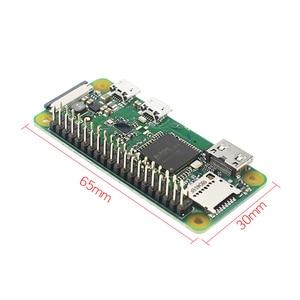 Image 5 - Raspberry Pi Zero W / WH Pre Welding Soldering 40pin GPIO Header 512M RAM Built in WiFi & Bluetooth Raspberry Pi Zero Pi 0