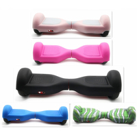 Anti Scratch 6 5 Hoverboard Silicone Case Shell Protector Parts For Self Balancing Electric Scooter Cover