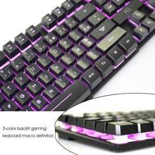 LED USB Wired Gaming Keyboard