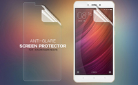 For Redmi Note 4X Protective Film 2 PCS Nillkin High Clear Film Matte Film Anti Fingerprint